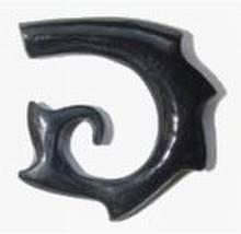 Roztahovák do ucha rohovina 5 mm