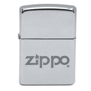ZIPPO insignia - zapalovač leštěný chrom