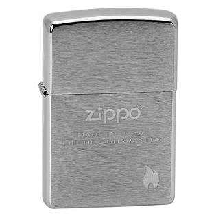 ZIPPO zapalovač s logem Zippo