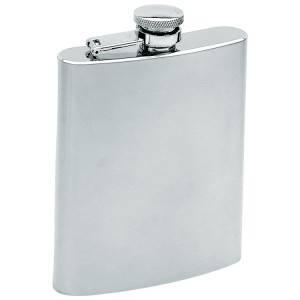Ocelová kapesní lahev - placatka 250ml