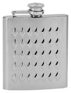 Ocelová kapesní lahev - placatka 185ml