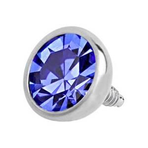Náhradní kamínek k labretě 1,2 mm