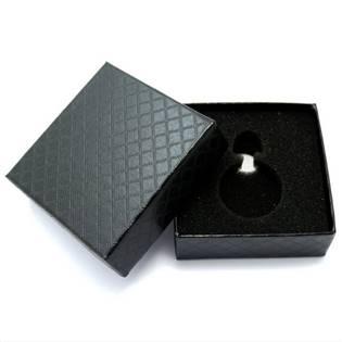 Papírová dárková krabička na malé kapesní hodinky
