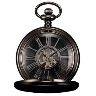 Mechanické kapesní hodinky v dárkovém balení - KSP035