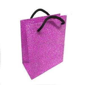 Dárková taška růžová