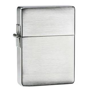 ZIPPO zapalovač Replica two Slashes - broušený chrom