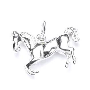 Stříbrný přívěšek kůň - CS3135