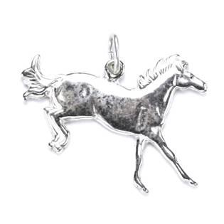 Stříbrný přívěšek kůň - CS3142