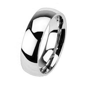TT1025 Pánský snubní prsten titan - velikost 59 - TT1025-59