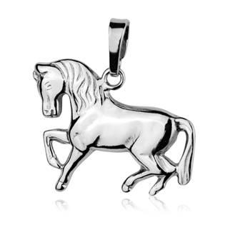 Stříbrný přívěšek kůň - ZB51199