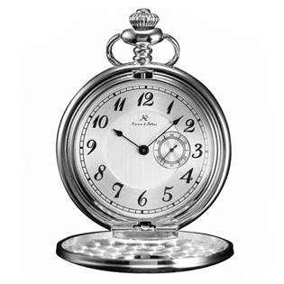 Mechanické kapesní hodinky v dárkovém balení - KSP052