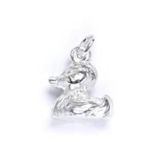 Stříbrný přívěšek - kachnička