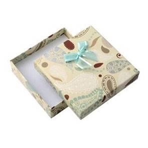 Dárková krabička na soupravu šperků malá