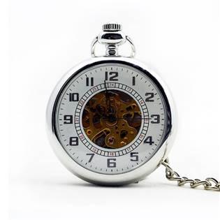 Mechanické kapesní hodinky - cibule - KH0037