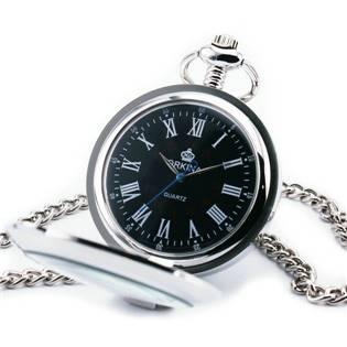 Otevírací kapesní hodinky - cibule - KH0038