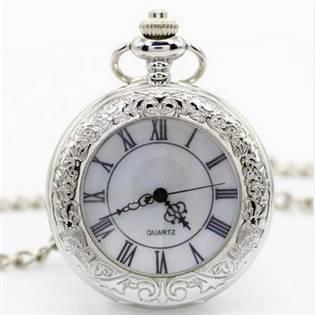 Otevírací kapesní hodinky - cibule - KH0043