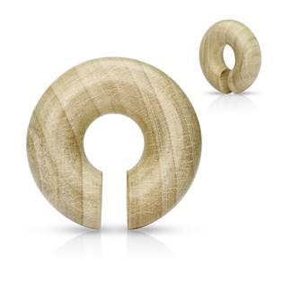 Dřevěný kruh Crocodile wood