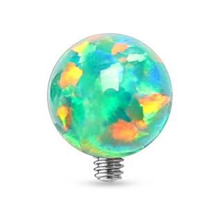 Microdermal kulička - opál