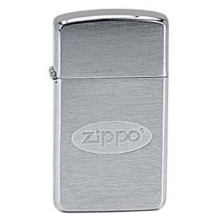ZIPPO Slim Zippo Oval Logo