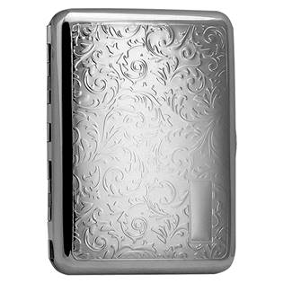 Tabatěrka - pouzdro na cigarety s ornamenty