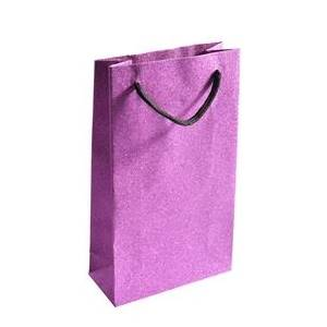 Velká dárková taška růžová