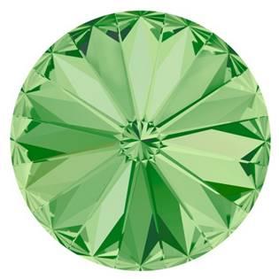 Crystals Swarovski® RIVOLI 14 mm, PERIDOT