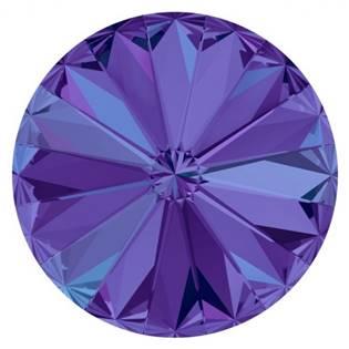 Crystals Swarovski® RIVOLI 14 mm, HELIOTROPE