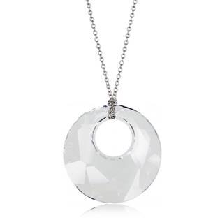 Náhrdelník Victory s kamenem Crystals From Swarovski®, CRYSTAL