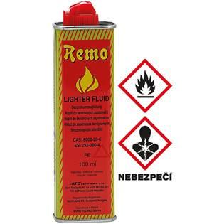 Benzín do zapalovače Remo