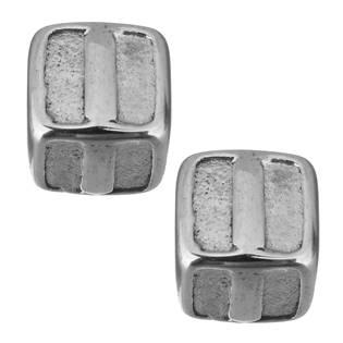 """Navlékací ocelový přívěšek korálek - písmeno """"I"""""""