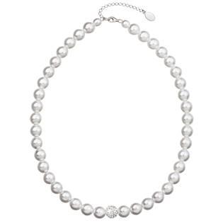 Perlový náhrdelník Crystals from Swarovski®