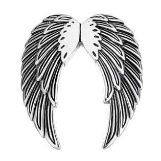 Přívěšek ocel - andělská křídla