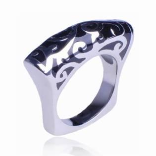 Ocelový prsten OPR1039