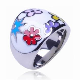 Ocelový prsten OPR1060