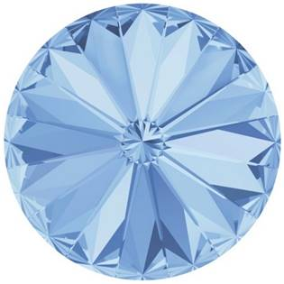 Crystals from Swarovski® RIVOLI 12 mm - LIGHT SAPPHIRE