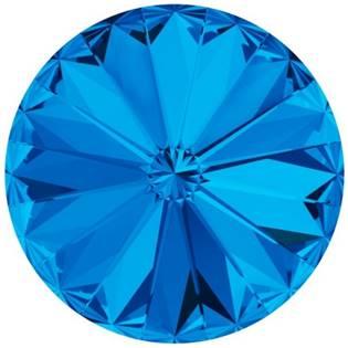 Crystals from Swarovski® RIVOLI 12 mm - SAPPHIRE