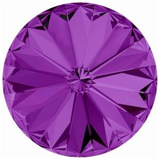 Crystals from Swarovski® RIVOLI 12 mm - AMETHYST