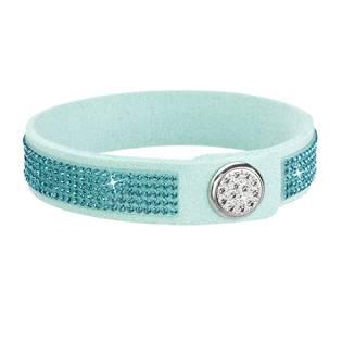 Náramek s krystaly Crystals from Swarovski® modrý