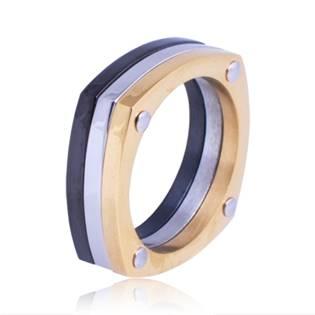 Ocelový prsten OPR1206
