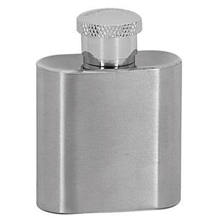 MINI ocelová kapesní lahev - placatka 30ml
