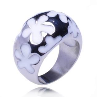 Ocelový prsten OPR1066