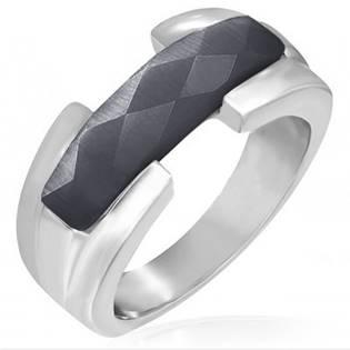 Ocelový prsten OPR1133