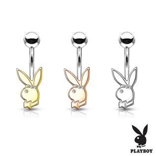 Piercing do pupíku, zajíček Playboy