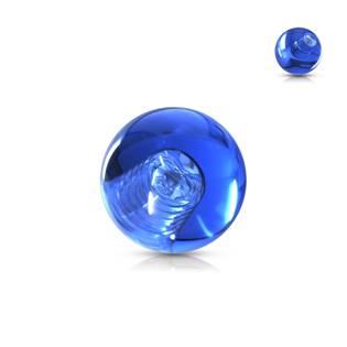 Náhradní kulička 1,2 mm, průměr 3 mm, barva modrá