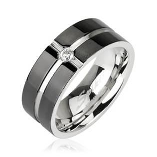 OPR1215 Pánský ocelový prsten