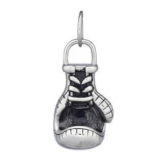 Ocelový přívěšek - boxovací rukavice