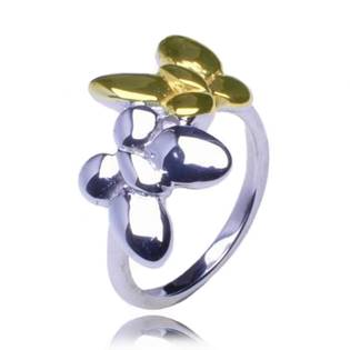 Ocelový prsten OPR1054, vel. 55