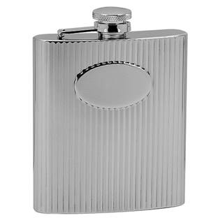 Ocelová kapesní lahev - placatka 220ml v dárkovém balení