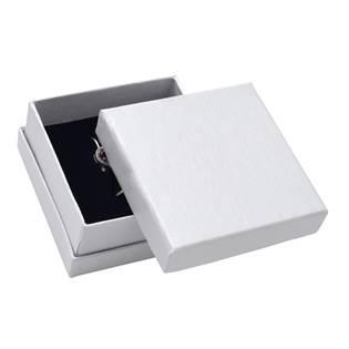 Dárková krabička na set bílá