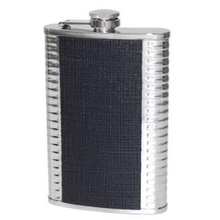 Ocelová kapesní lahev